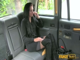 Fake Taxi-Club dancer works her magic for free ride