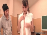 Yui Oba gets ready for a mind blowing hardcore fuck