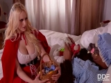 Angel Wicky - Fucked By The Wolf  A Voluptuous Czechs Cosplay Porn
