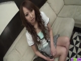 Rika Kurachi delights with cock in each of her love holes