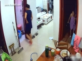 Hackers use the camera to remote monitoring of a lover's home life.77