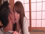 Eri Hosaka loves feeling cock in her furry twat