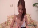 Karen Misaki is in for a mind blowing POV oral