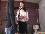 Mei Naomi fucked and made to suck cock for hours - More at Japanesemamas.com