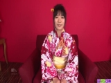 Sensual oral toy porn before sex for naughty Chiharu - More at 69avs.com