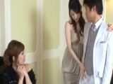 水嶋あずみ - Flexible Asian Slut gets Fucked in Front of Step Parents