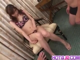 Chinatsu Izawa can work well with two massive cocks - More at hotajp.com