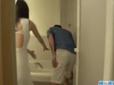 Mayu Kawai, petite Asian, fucked in rough manners - More at javhd.net