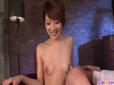 Makoto Yuukia fucked in the pussy by two horny men - More at Slurpjp.com
