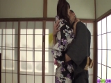 Yui Oba leaves the step son to work her pussy - More at hotajp.com