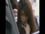 japanese bus blowjob